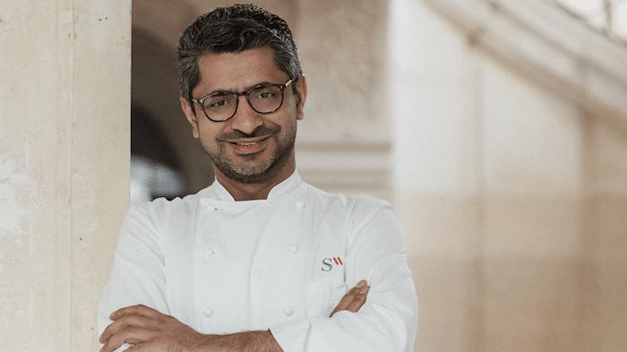 Dialogue de chefs Sylvestre Wahid