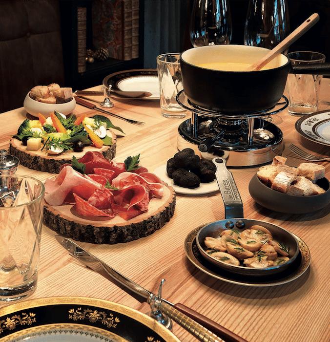 concours de fondue