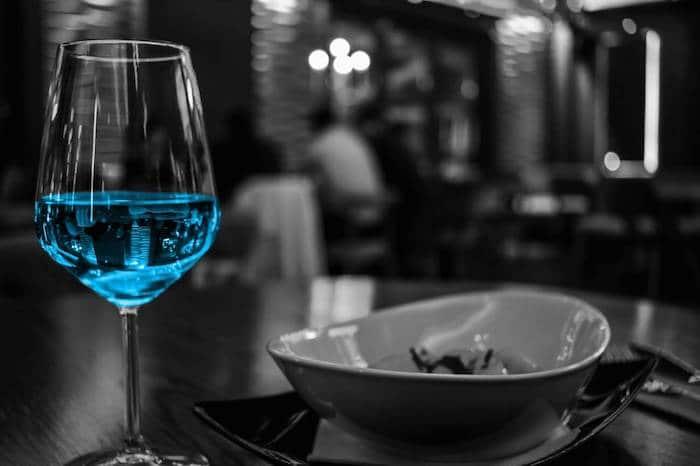 ImaJYne vin bleu