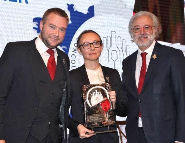 Pascaline Lepeltier Meilleur Sommelier de France 2018