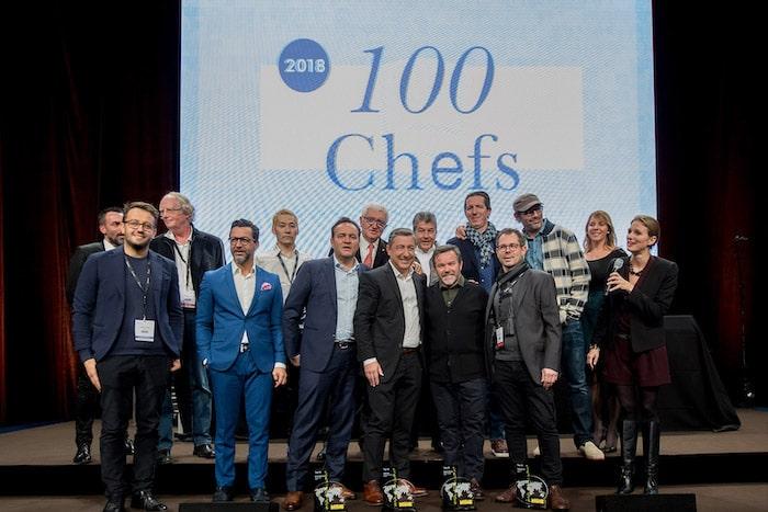 Les 100 chefs