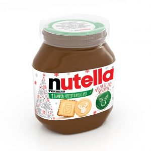 Nutella tampons et pochoirs
