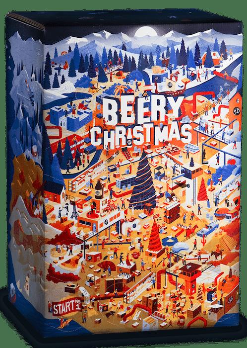 Beery Christmas calendrier de l'Avent
