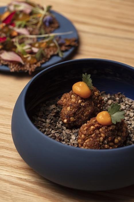 Adrien Zedda chef Culina Hortus