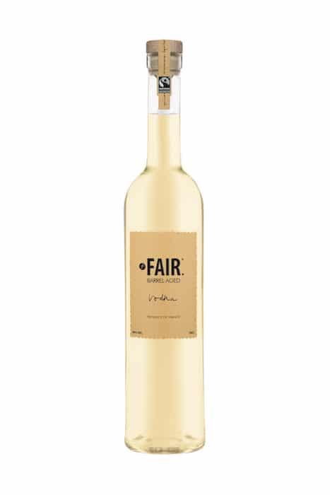 Fair Barrel Aged Vodka vieillie