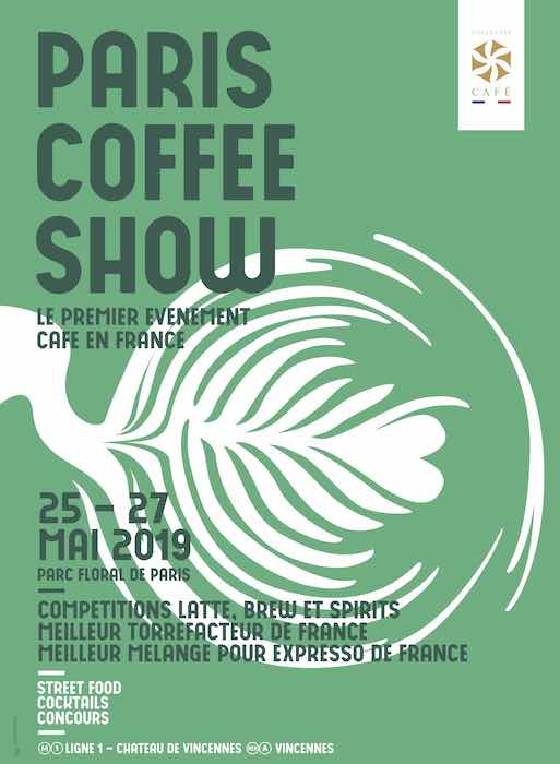 Paris Coffee Show