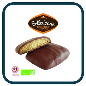Biscuit Crousti Choc Noisette de Belledonne