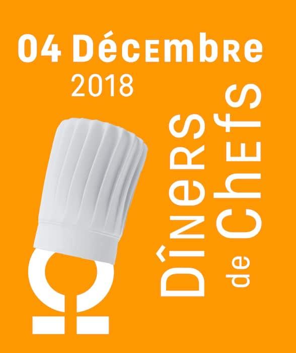 Dîners de Chefs 2018