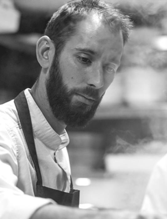 Chef Alexandre Navarro