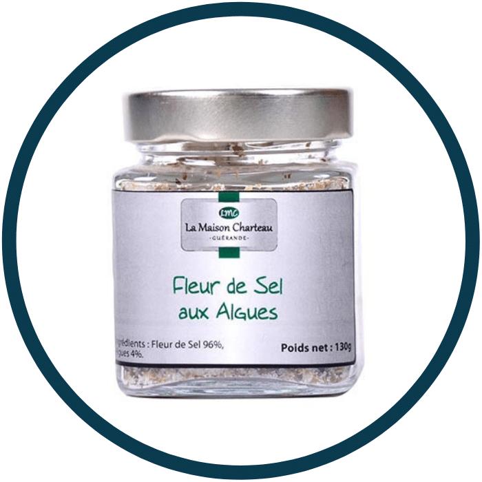 sel aux algues