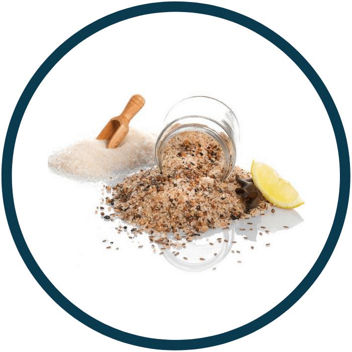 sel aux poivres Nicolas Bernardé