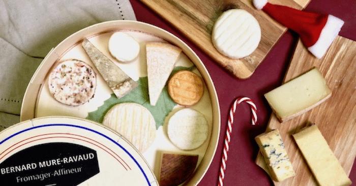 calendrier de l'Avent fromages