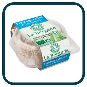 Fromage Affiné au lait de Brebis de La Bergerie