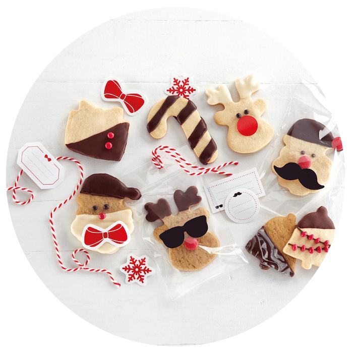 kit Biscuits de Noël