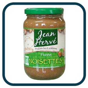 Purée de Noisettes de Jean Hervé