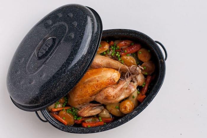 roaster poulet rôti