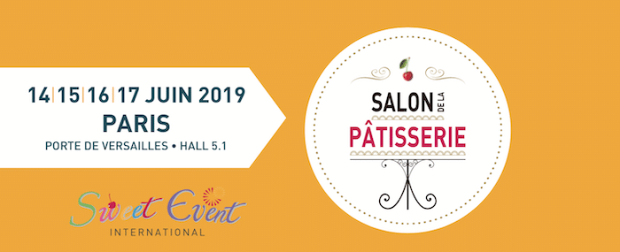 Salon de la Pâtisserie 2019