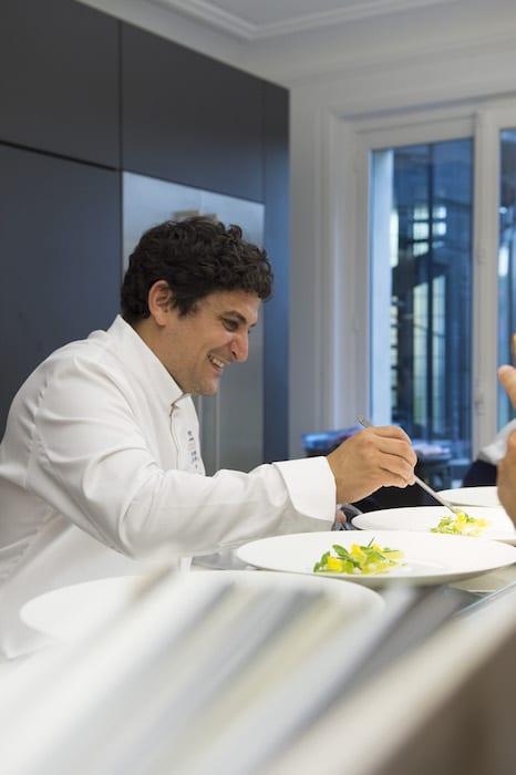 Mauro Colagreco Lauréat Prix Collet 2018