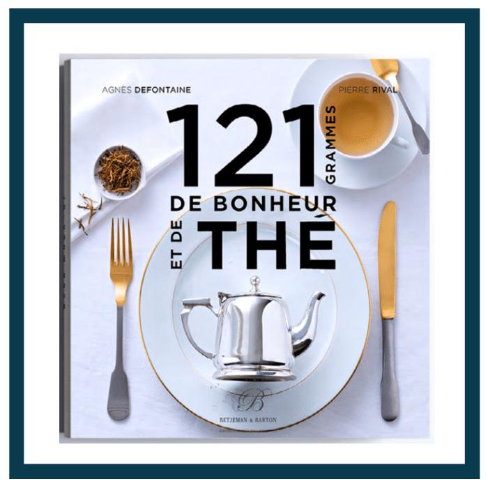 121 grammes de bonheur et de thé