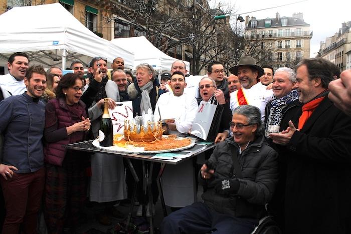 La Galette des Chefs 2019