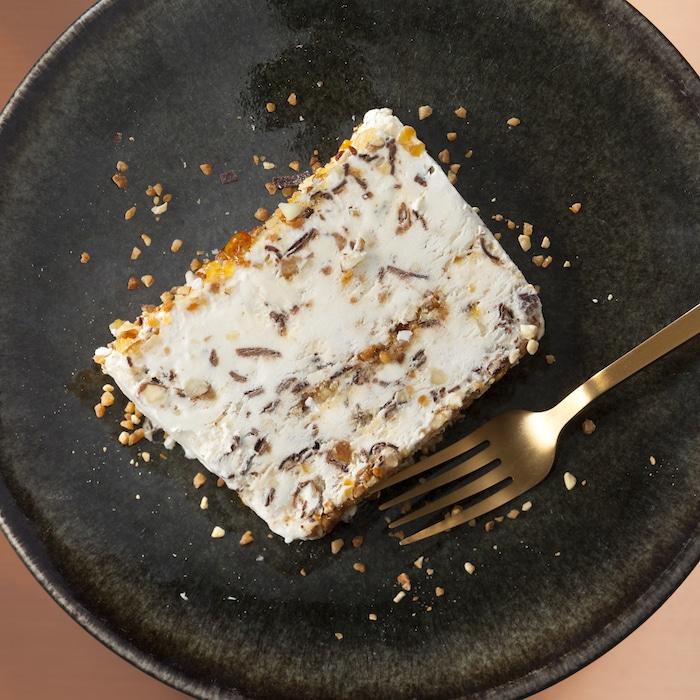recette de Craquelin au caramel