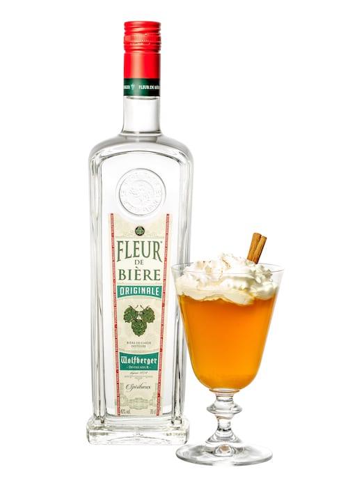 Pain d'Epices cocktail de Stephen Martin