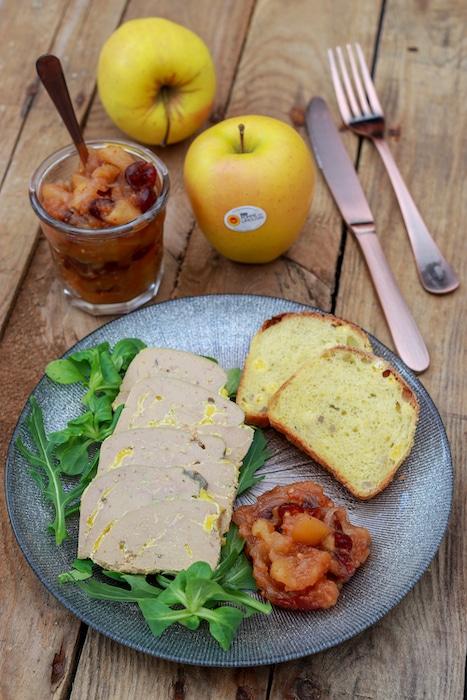 recette de Chutney aux pommes