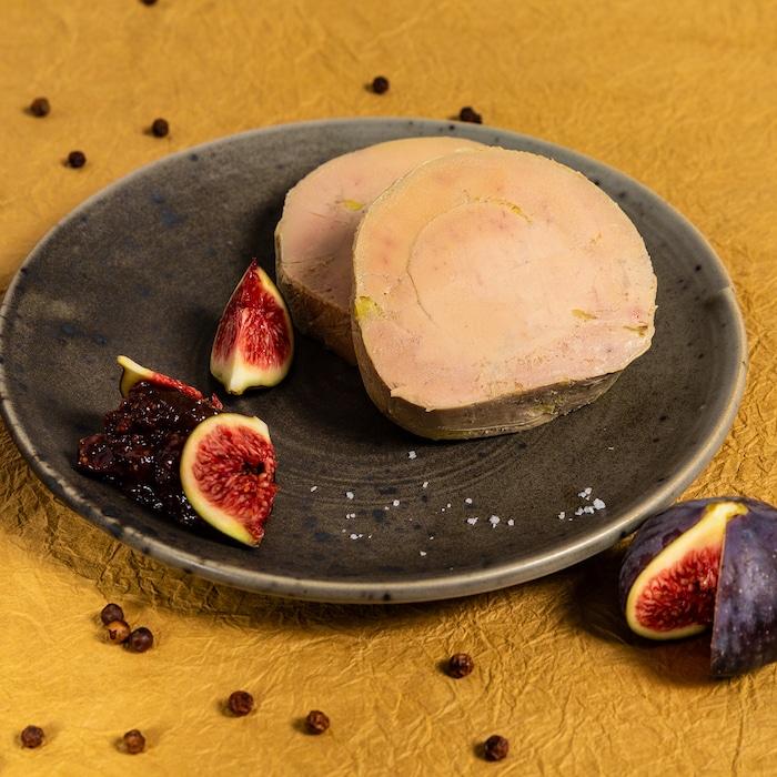 recette de Foie gras mi cuit