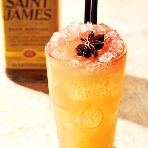 Ginger James