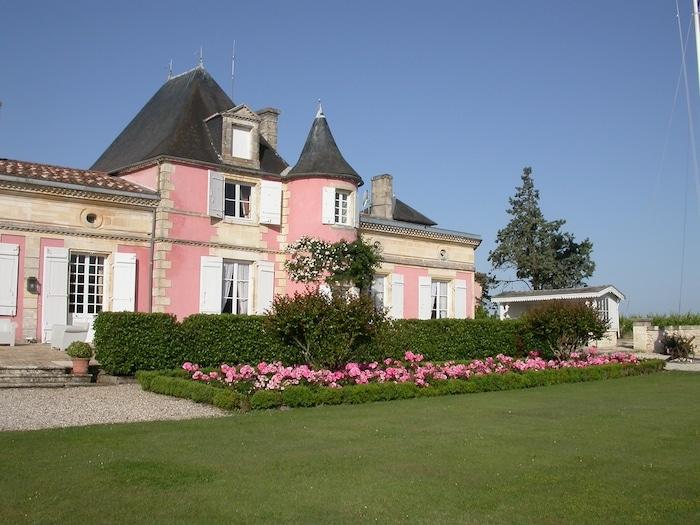 Loudenne le Château Rose