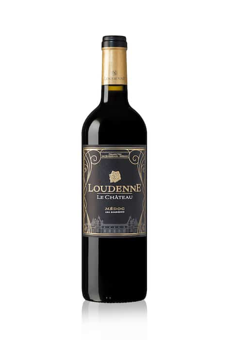 Loudenne Le Château Rouge