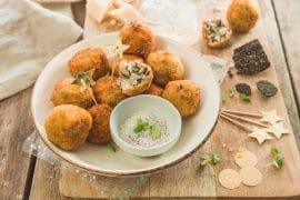 Arancini à la truffe