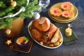 dîners de Noël en ligne