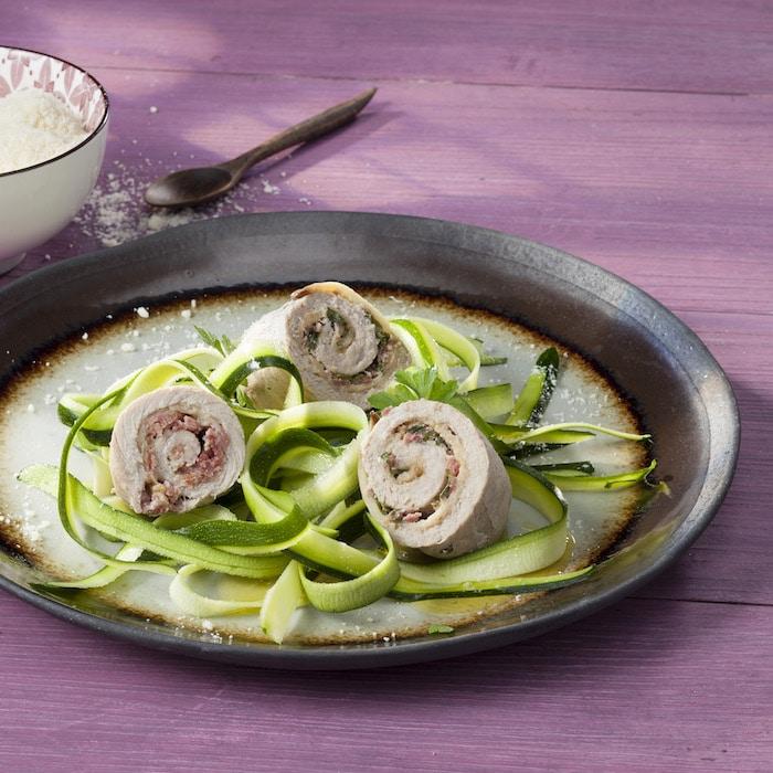 recette de saltimbocca de veau