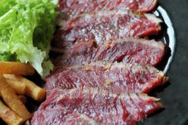 Tataki de Bœuf de Chalosse