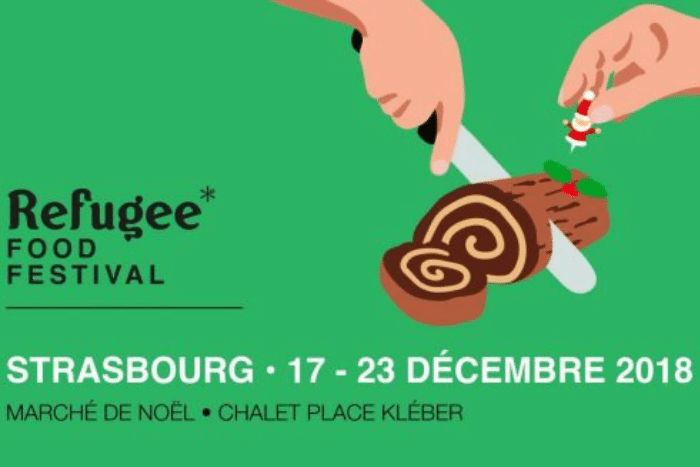 Chalet Refugee Food Festival 2018