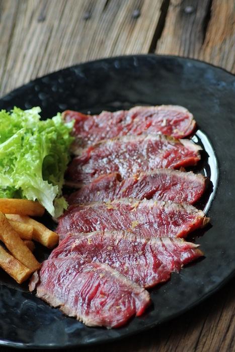 recette de Tataki de Bœuf de Chalosse IGP