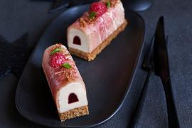 Bûche au foie gras