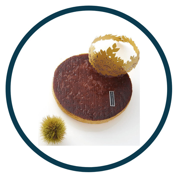 galette Des Gâteaux et du Pain