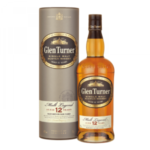 Single Malt Glen Turner 12 ans d'âge
