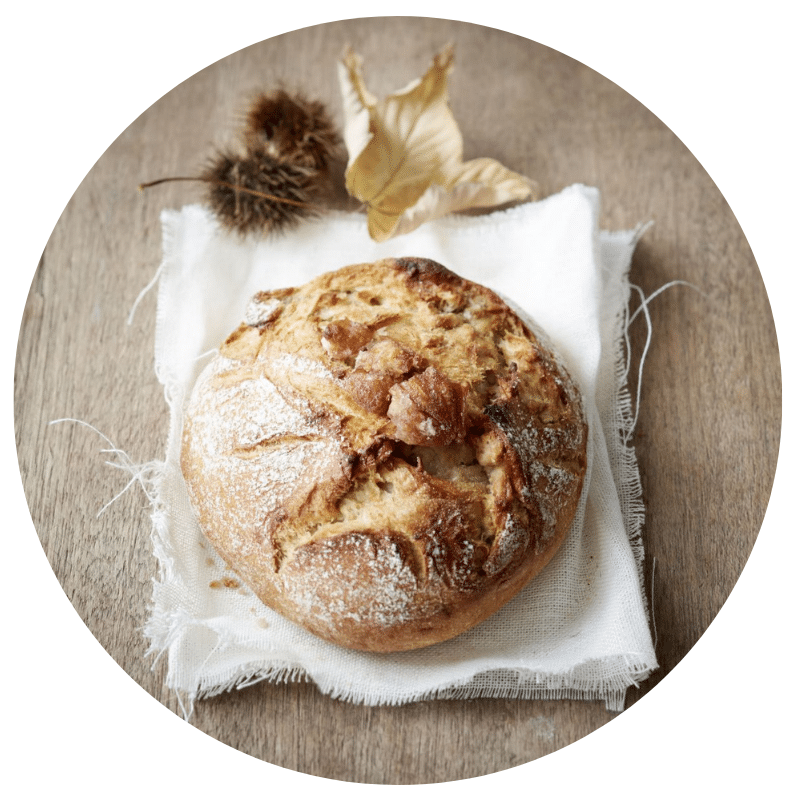 pain aux marrons Eric Kayser