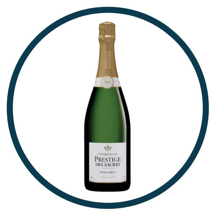 Champagne Prestige des Sacres