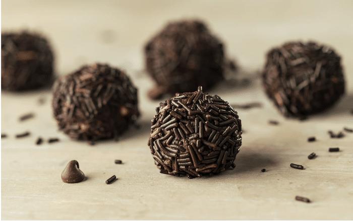 Truffes aux chocolats
