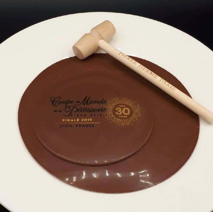 Dessert 30 ans Pierre Hermé