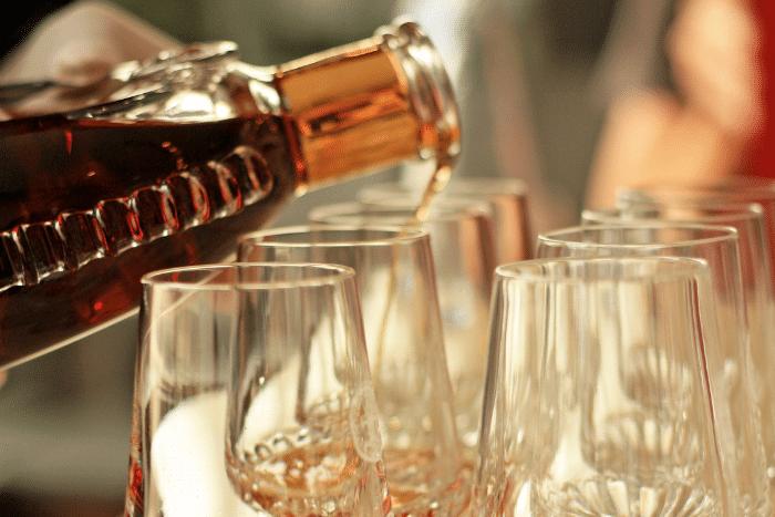 Ventes de Cognac en 2018