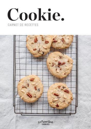 Carnet de recettes Cookie