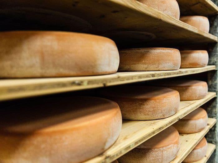 raclette emblème des Pays de Savoie