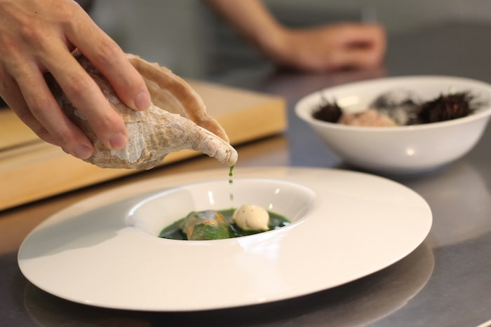 Cours de cuisine Atelier des Sens