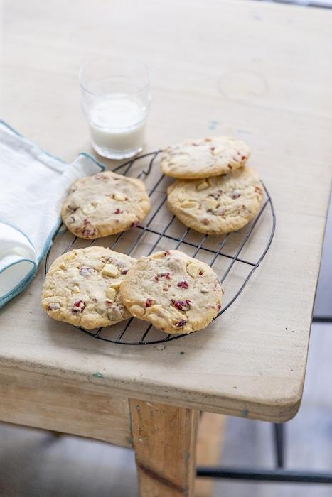 livre La Fabrique Cookies