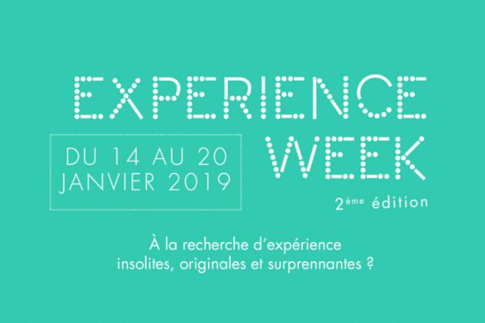 Experience Week 2019